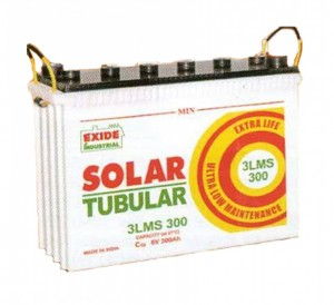 Exide Solar 3lms 300 Price In Chennai