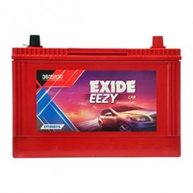 EXIDE EEZY GRID105D31L price in Chennai